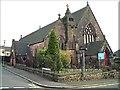 SJ8847 : St. Luke's - Wellington, Hanley by Steven Birks