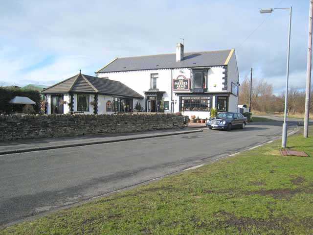 Farrers Arms, above Crook