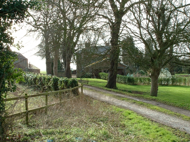 Queen's Bank farm, Moulton West Fen