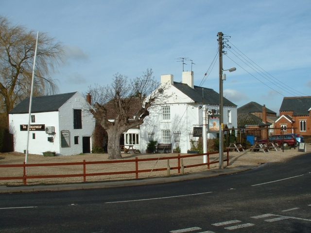 The Wheatsheaf, Moulton Chapel