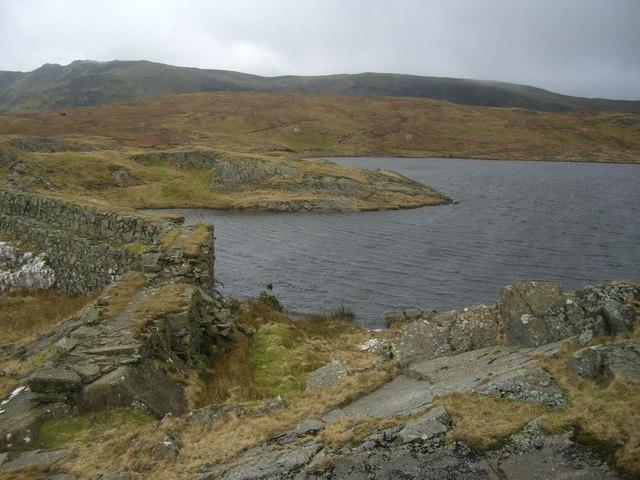 Llyn Cwm Corsiog