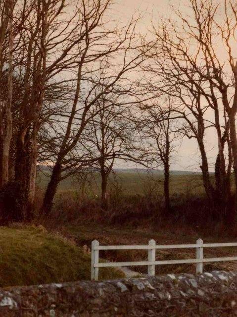 Bridleway at Wellow
