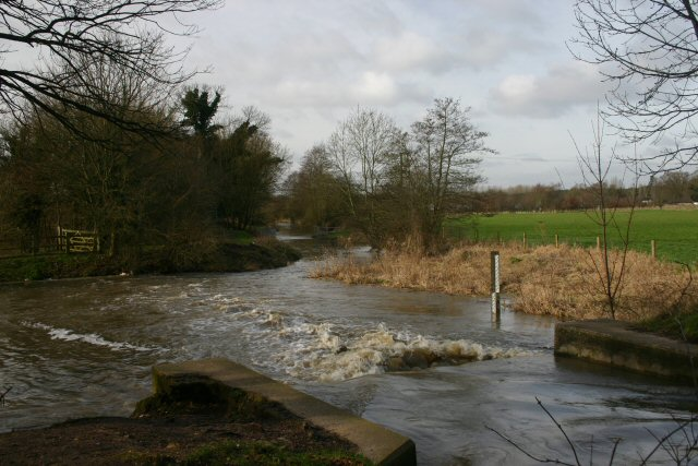 River Little Ouse at Knettishall
