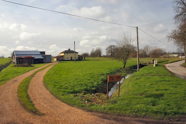 Bridge Farm, Market Weston