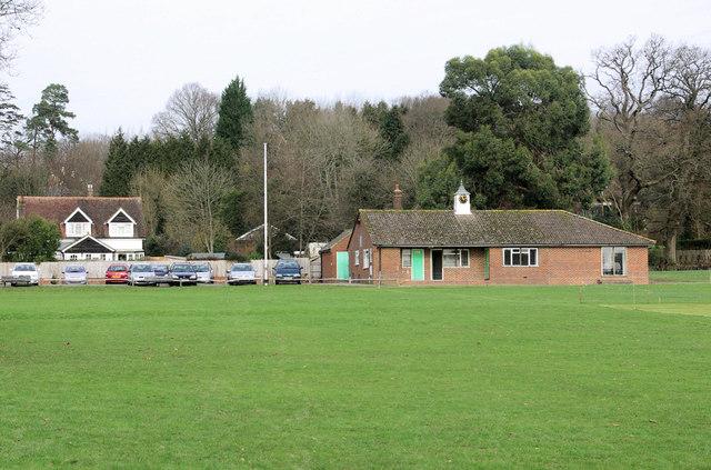 Cricket Pavilion, Fernhurst
