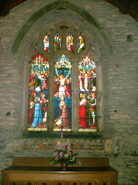 Altar Window