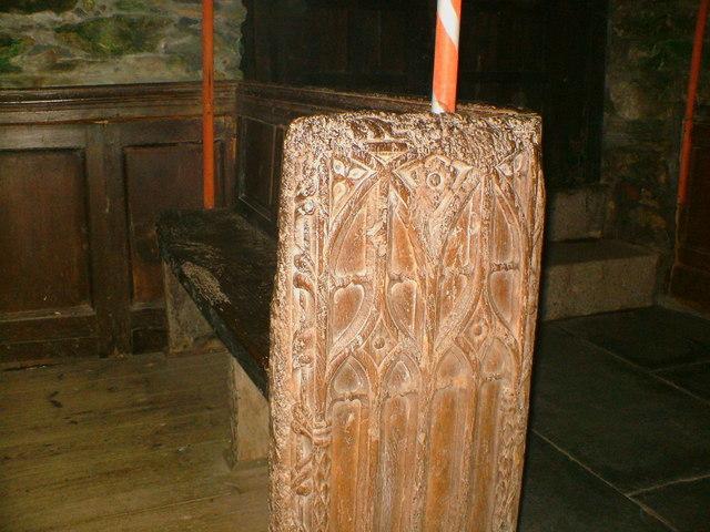 16th.century pew