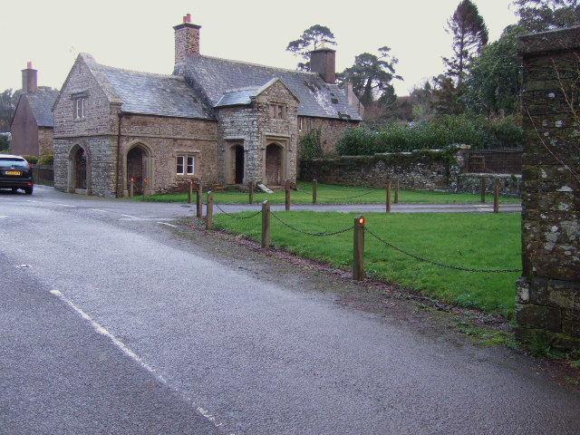 Pentillie Castle Lodge
