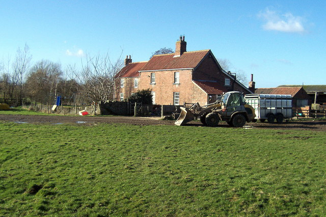 Farm off the A1