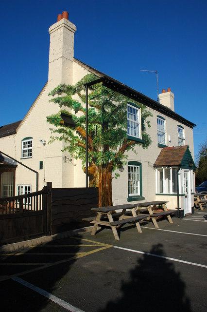 The Royal Oak, Kinnersley