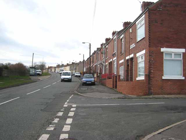 Helmington Row
