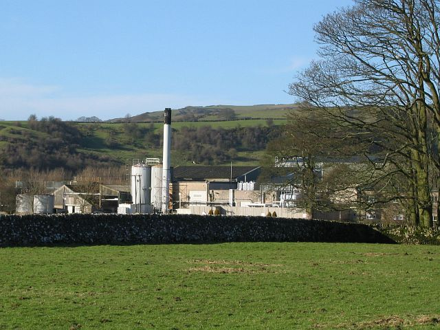 Hartington Cheese Factory