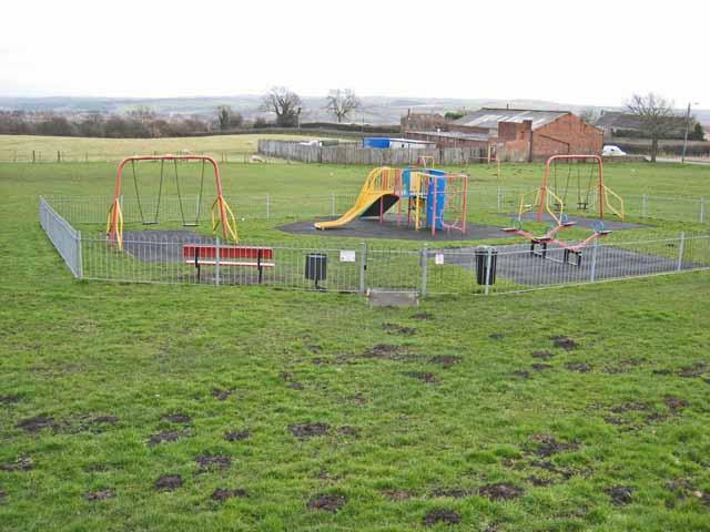 Playground at Helmington Row