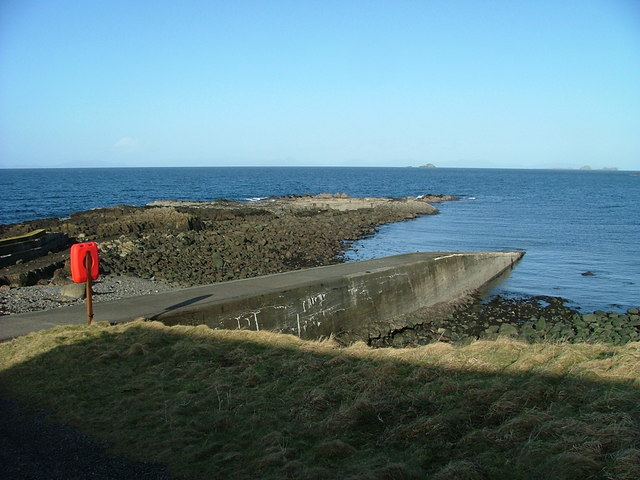 Slipway at Camas Mor