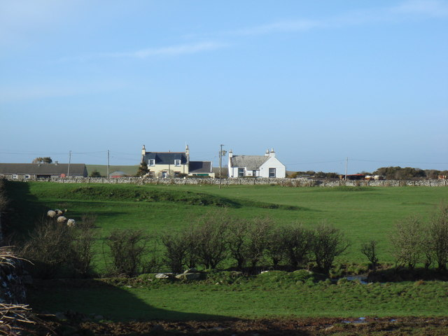 Ravenstone old school and schoolhouse