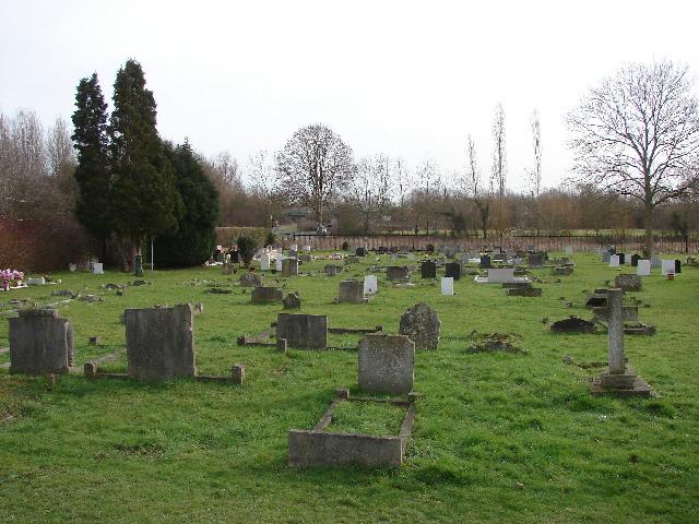 Cemetery, Old Marston