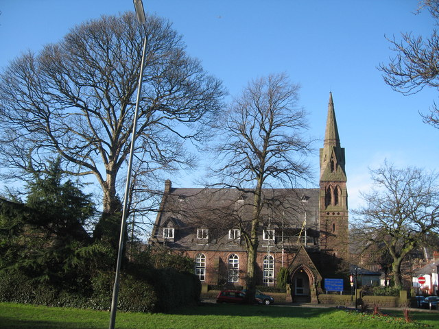 Congregational Church, High Street, Woolton