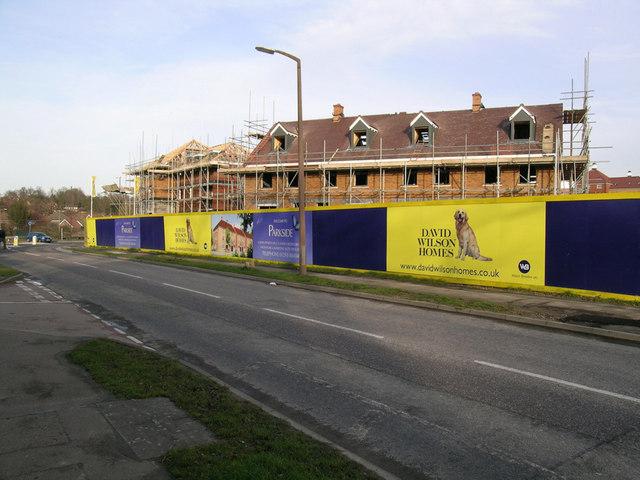 Parkside Development, Maidenbower, Crawley