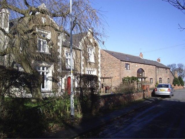 Rothwell's Lane, Thornton