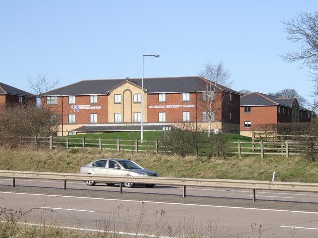 Wolverhampton University - Telford Campus