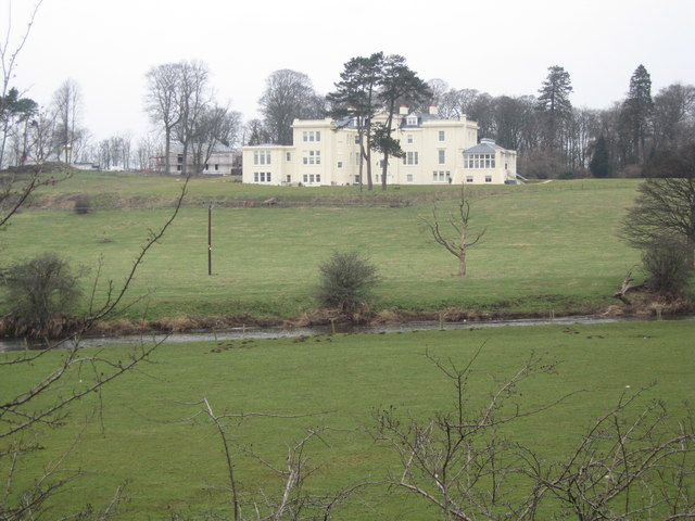 River Irvine and Craig House