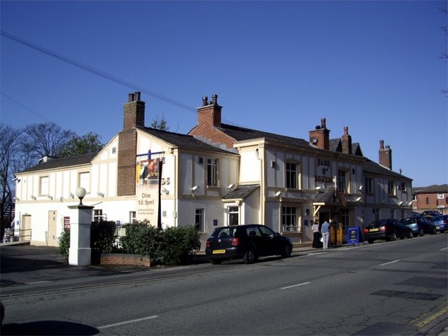 Hare and Hounds, Maghull