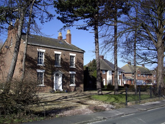 Old house, Lunt