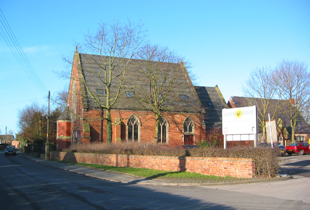 St Andrew's Methodist Church, Aston