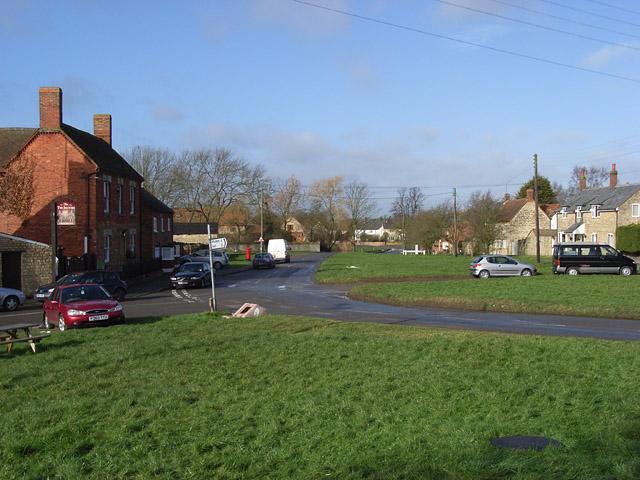Thornborough