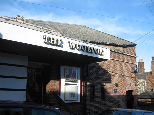 The Woolton Picture House