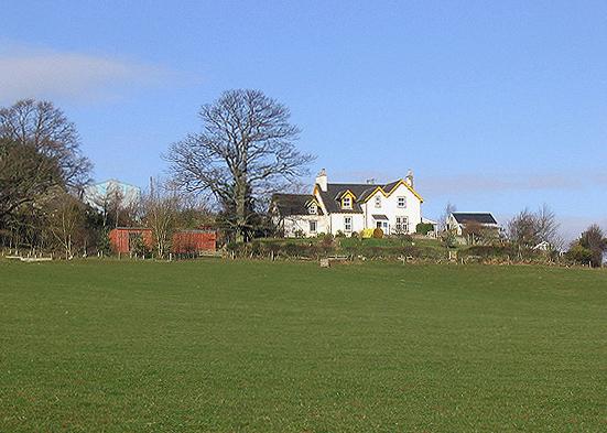 Langlee Mains Farmhouse
