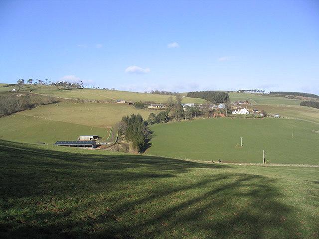 Langlee Mains Farm