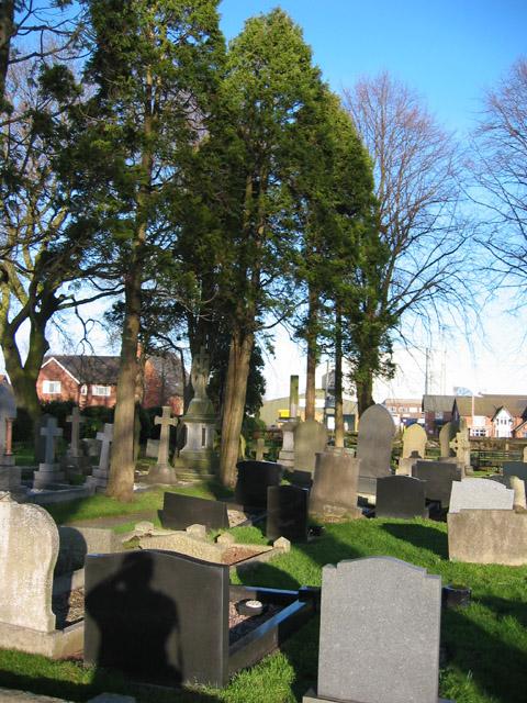 Aston Cemetery