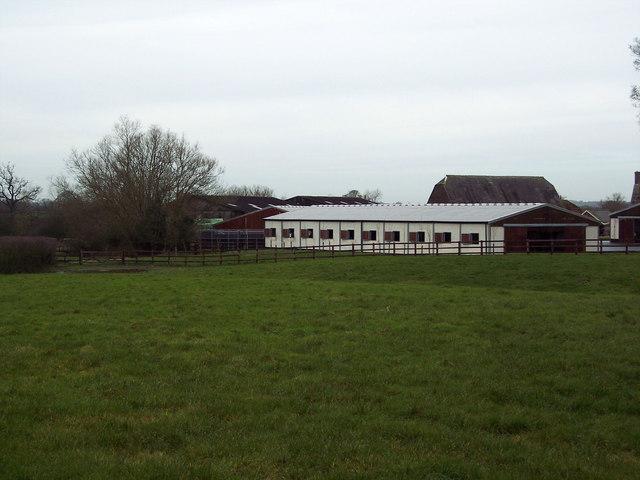 Larkinglass Farm near Motcombe