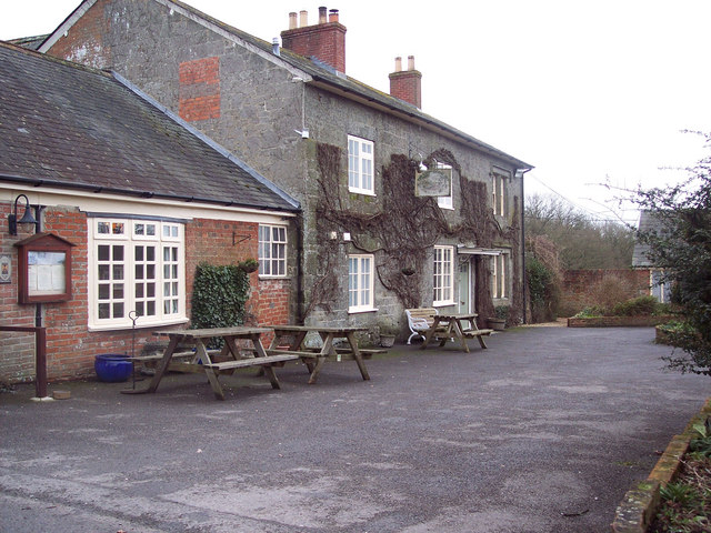 Coppleridge Inn near Motcombe