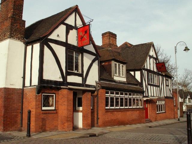 'Cross Keys' inn
