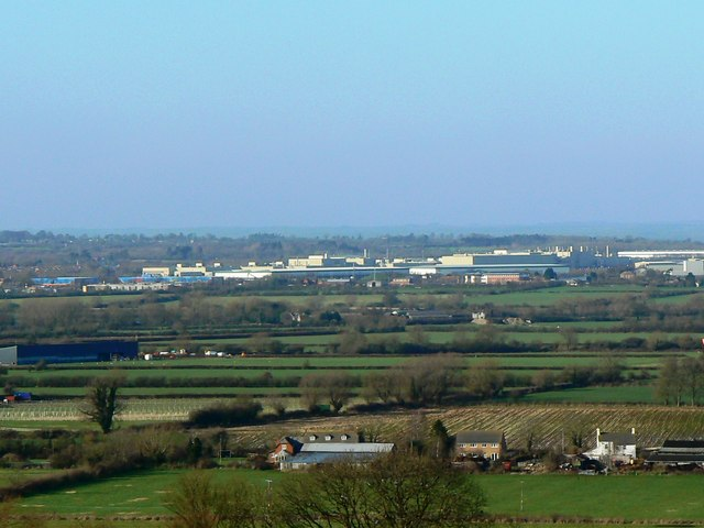 View from Callas Hill, Wanborough (1)
