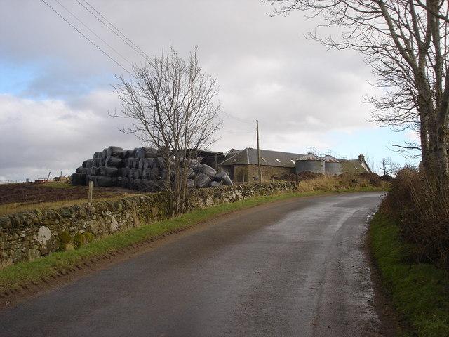 Baillielands Farm , Aberuthven, Perthshire