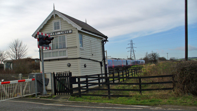 Appleby Signal Box
