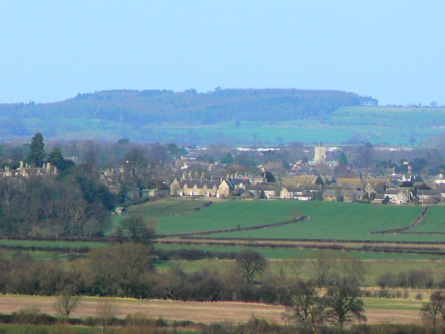 View from Callas Hill, Wanborough (3)
