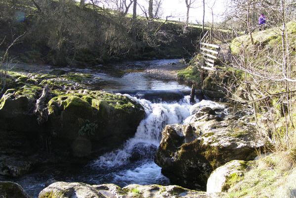 Fairy Kettle Waterfall