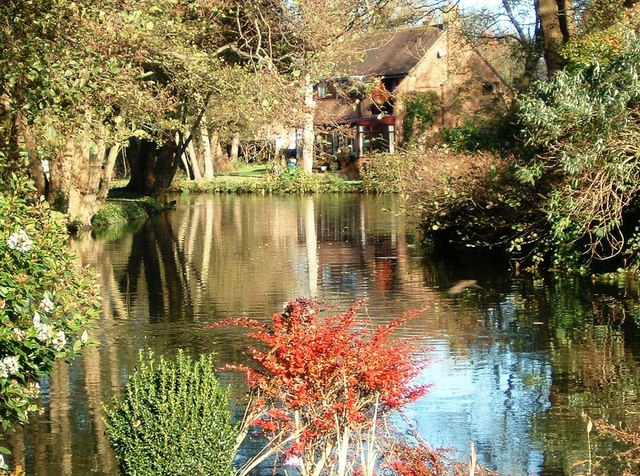 River Test at Romsey