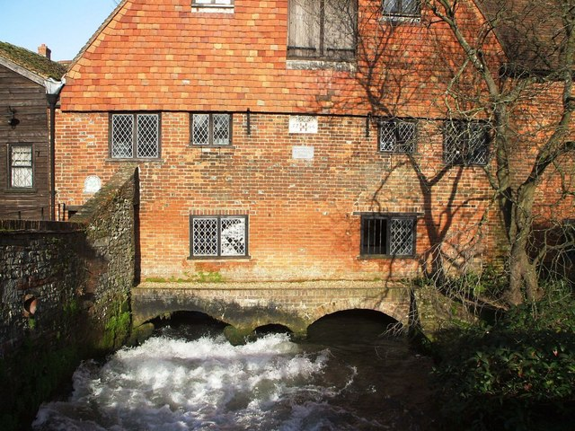 The Mill, Winchester.