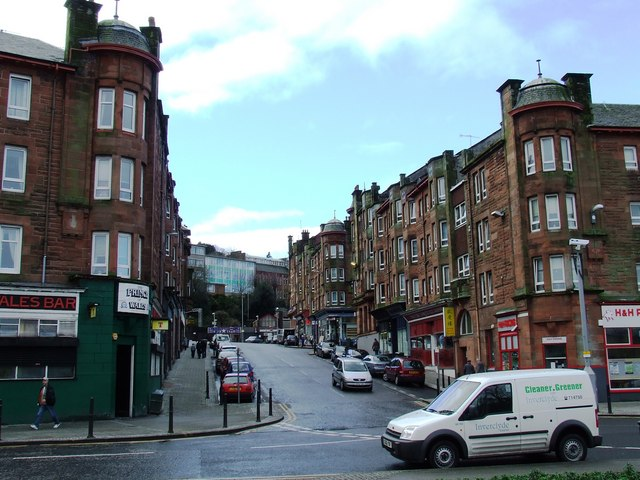 John Wood Street