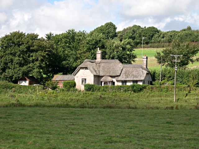 Thatched Cottage in the Erme Valley