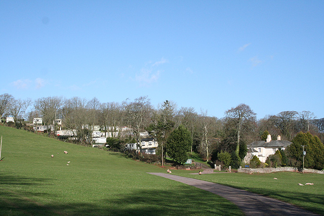 North Tawton: hotel and holiday park