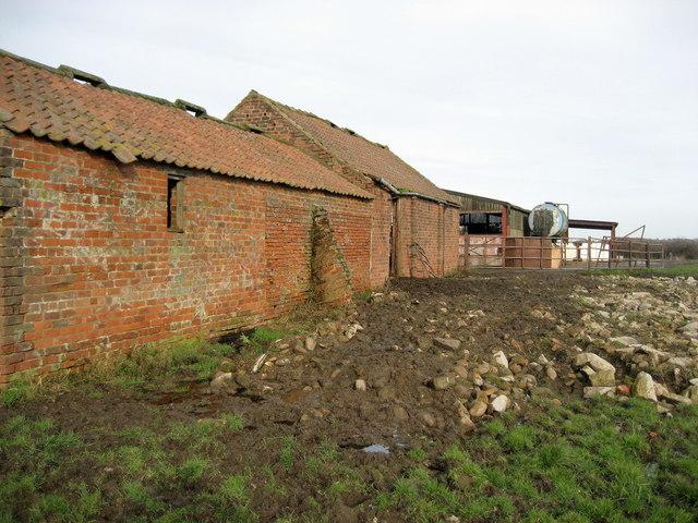 Buildings, Manor House Farm