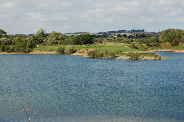 Burton Riggs Lakes.