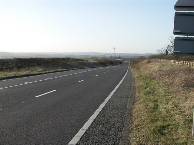 Ridge Road.