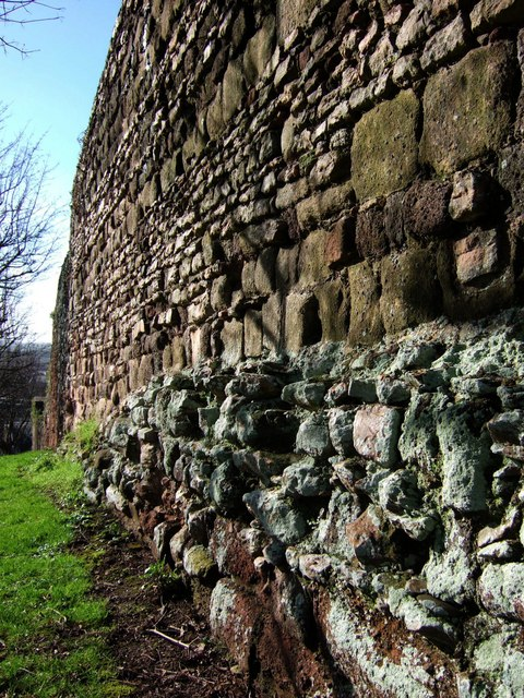 City walls, Exeter